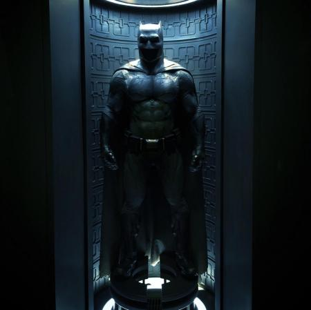 Batman v Superman Dawn of Justice Batsuit