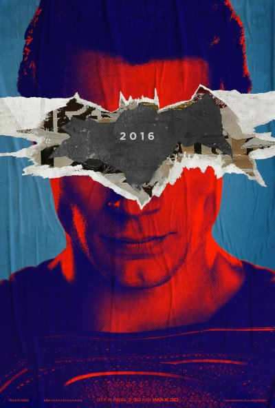 Batman v Superman Dawn of justice Poster #2
