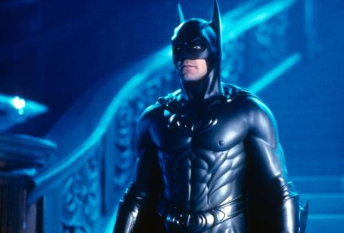 George Clooney Batman 1