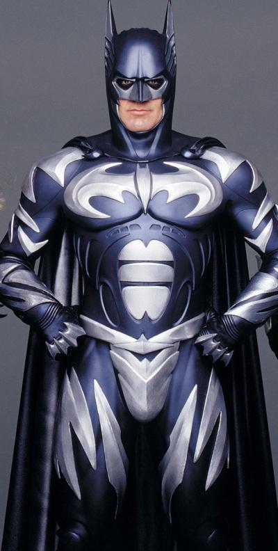 George Clooney Batman 2