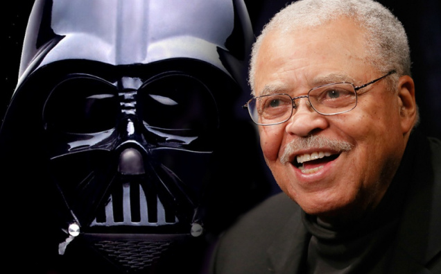 Most Recognizable Movie Voice'sReggie's Take.comJames Earl Jones Darth Vader Family Guy