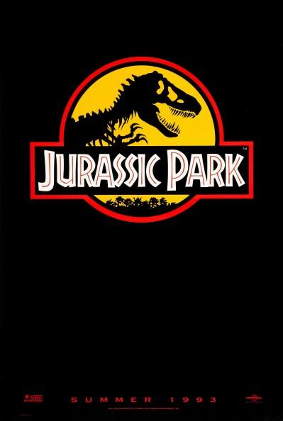 Jurassic Park Poster #1