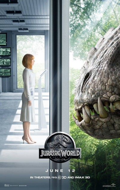 Jurassic World Poster #3