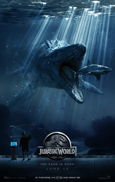 Jurassic World Poster #4