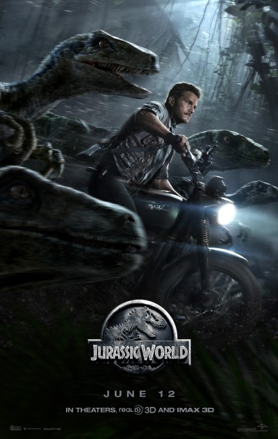 Jurassic World Poster #5