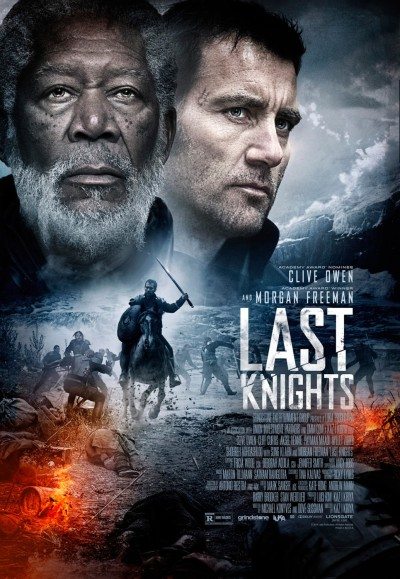 Last Knights Poster #1