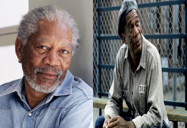 Morgan Freeman - Red