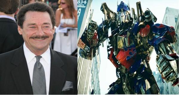 Peter Cullin - Optimus Prime