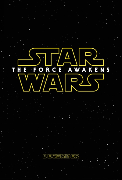 Star Wars The Force Awakens Poster #1
