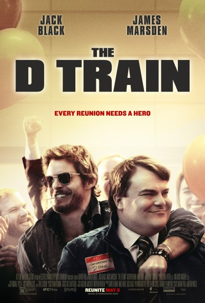 The D Train Poster #1