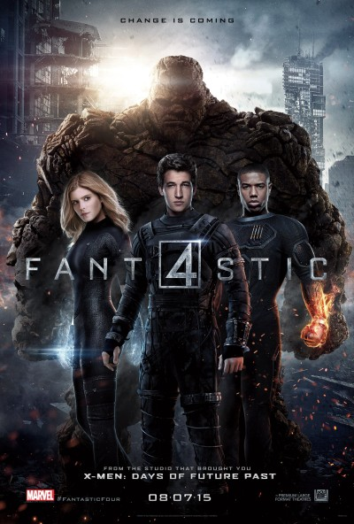 The Fantastic Four Poster #3