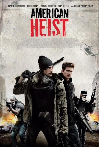 American Heist Poster #5