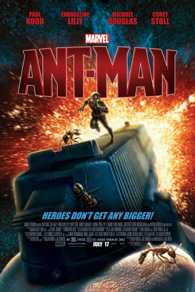 Ant-Man Fan Poster