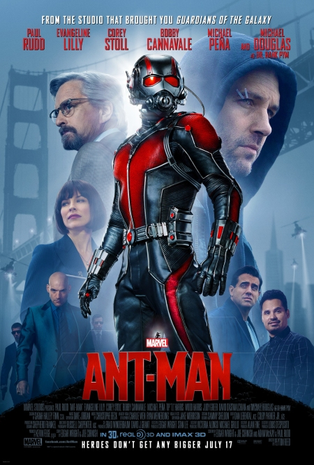 Ant-Man Poster #3
