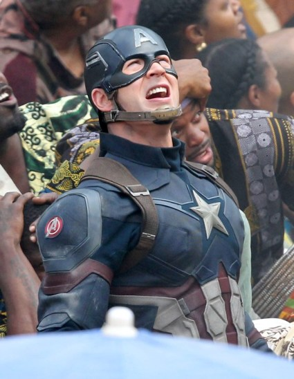 Captain America Civil War Set Image #4