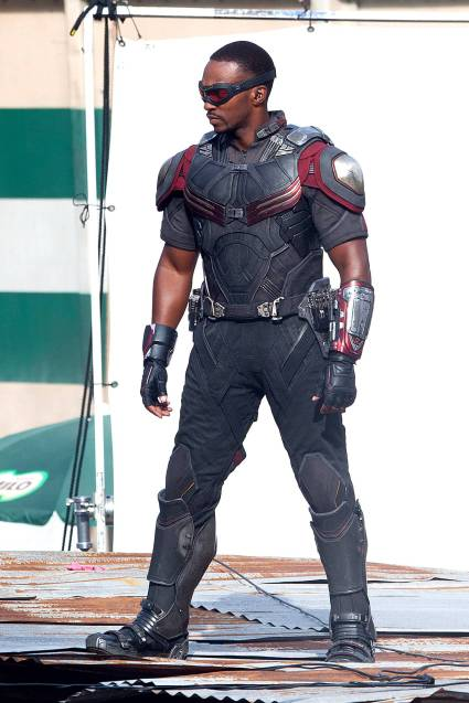 Captain America Civil War Set Image #5