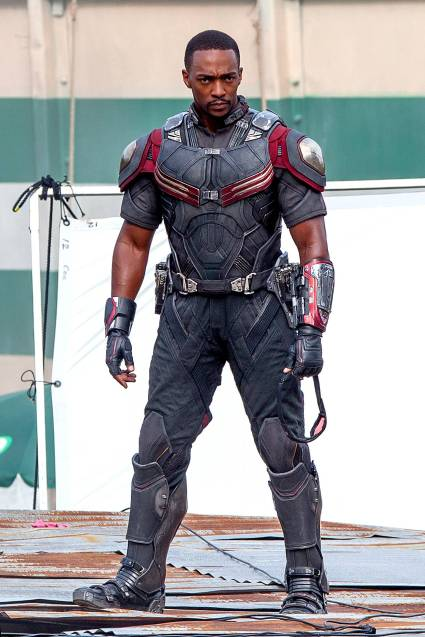 Captain America Civil War Set Image #6