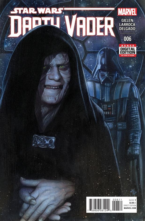 Darth Vader #6 Cover 1