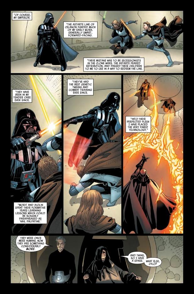 Darth Vader #6 Page 3