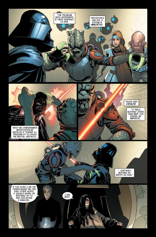 Darth Vader #6 Page 4