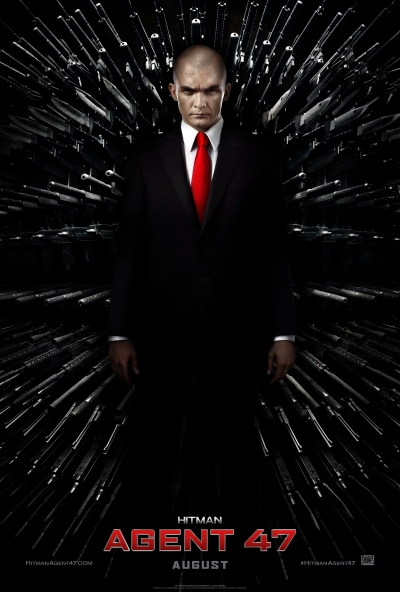 Hitman Agent 47 Poster #3