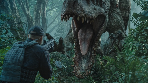 Jurassic World Stills #1