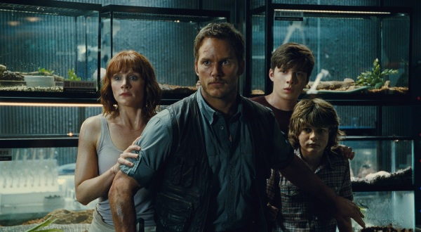 Jurassic World Stills #2