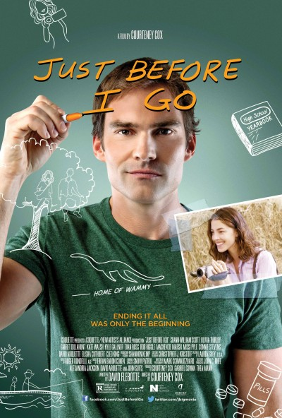 Just Before I Go Poster #1