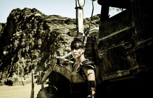 Mad Max Fury Road Image #1