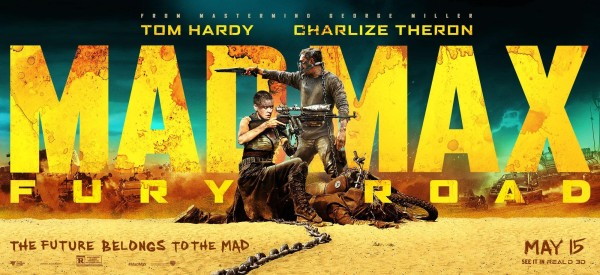 Mad Max Fury Road Poster #10