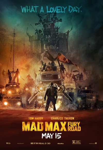 Mad Max Fury Road Poster #11