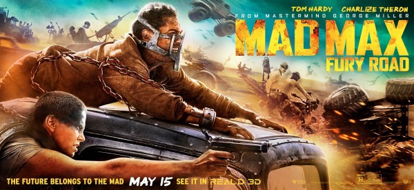 Mad Max Fury Road Poster #12