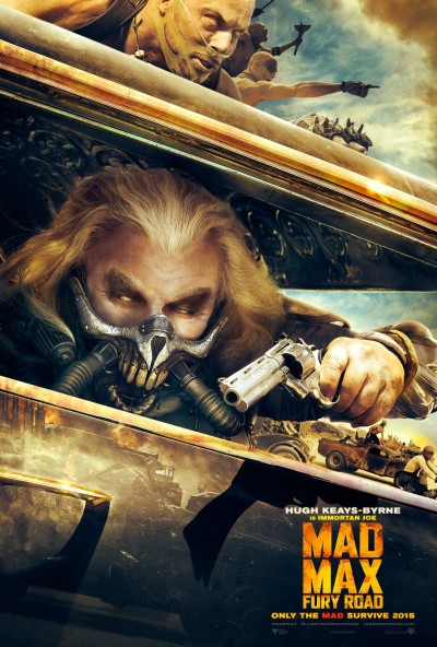 Mad Max Fury Road Poster #5