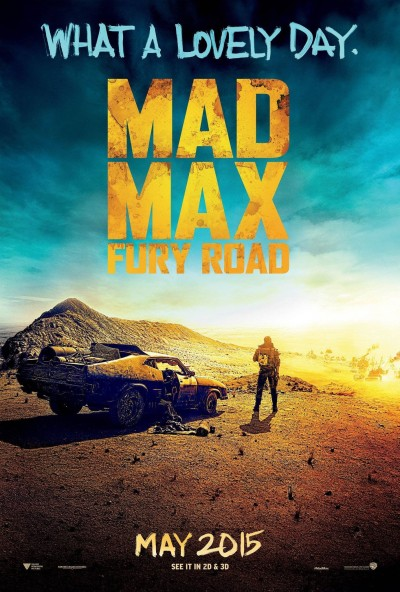 Mad Max Fury Road Poster #6