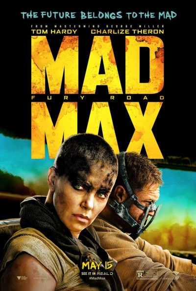 Mad Max Fury Road Poster #7