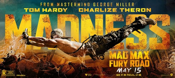 Mad Max Fury Road Poster #9