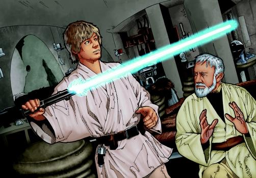 Star Wars Art by Matt Busch #2