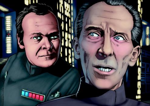 Star Wars Art by Matt Busch #5