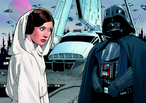 Star Wars Art by Matt Busch #6