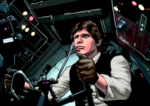 Star Wars Art by Matt Busch #8