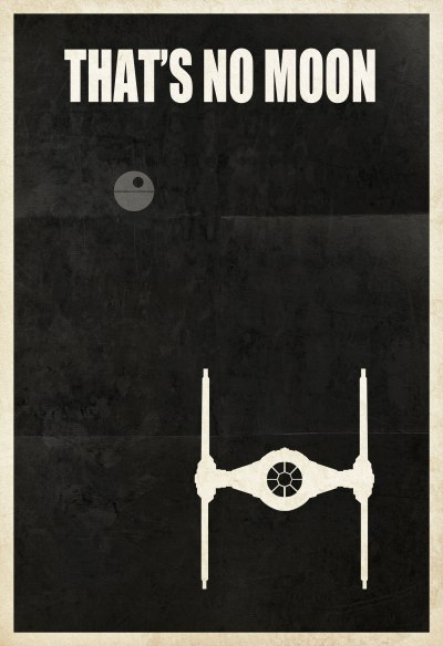 Star Wars Jason Christman Poster #12