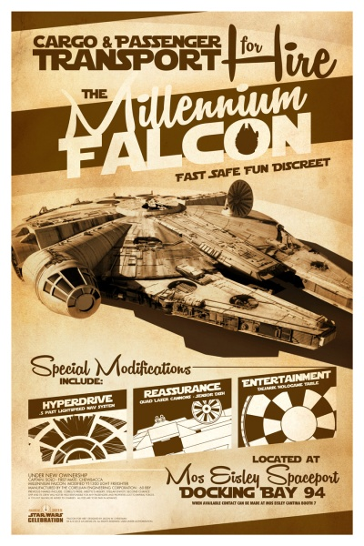 Star Wars Jason Christman Poster #13
