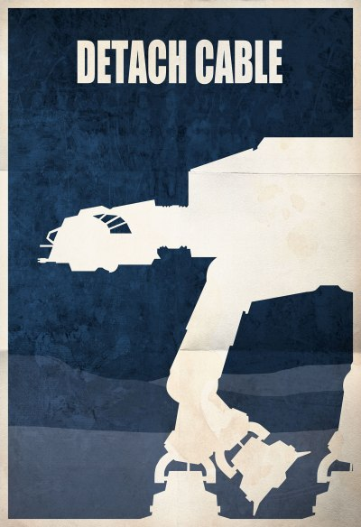 Star Wars Jason Christman Poster #2