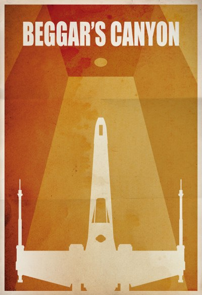 Star Wars Jason Christman Poster #3
