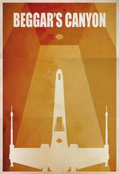 Star Wars Jason Christman Poster #3