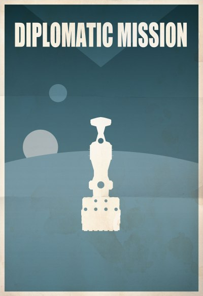 Star Wars Jason Christman Poster #4
