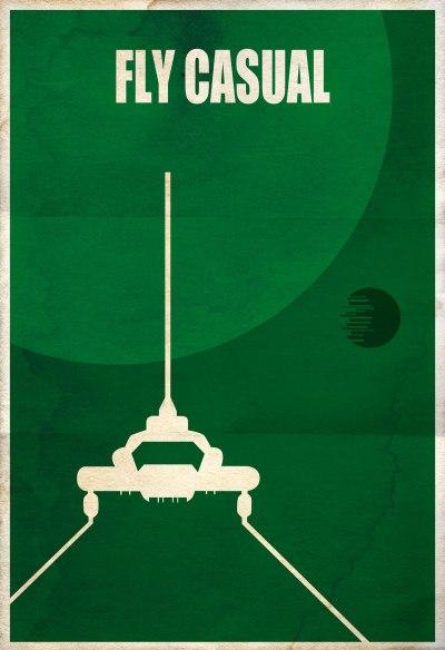 Star Wars Jason Christman Poster #5