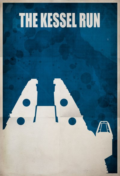 Star Wars Jason Christman Poster #6