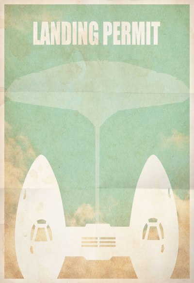 Star Wars Jason Christman Poster #7