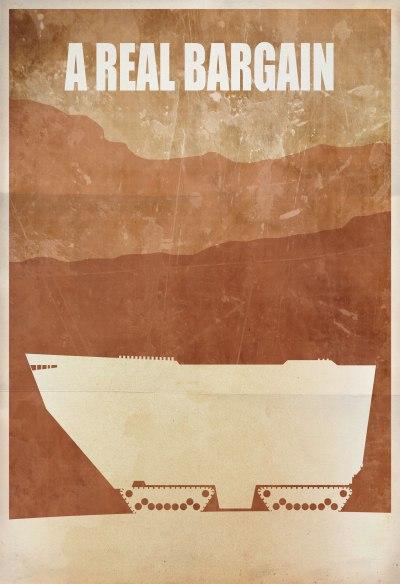 Star Wars Jason Christman Poster #8